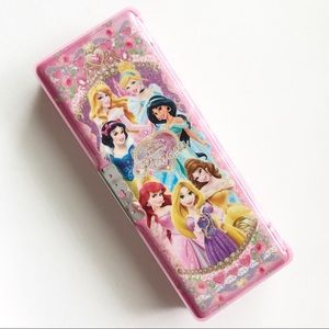 Sunstar Disney Princess Pencil Case Glitter Japan